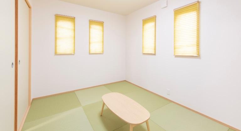 宿泊施設(2F):寝室