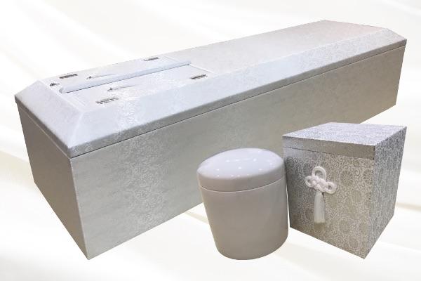 シンプルプラン棺・骨壷